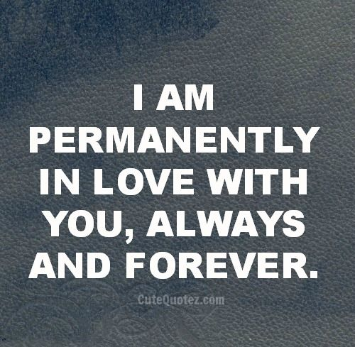 Forever Love Quotes For Him 17