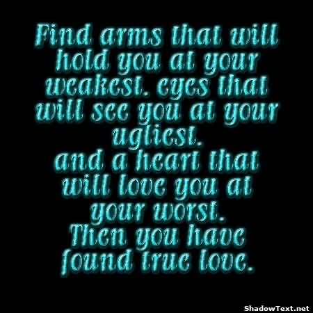 Found True Love Quotes 20