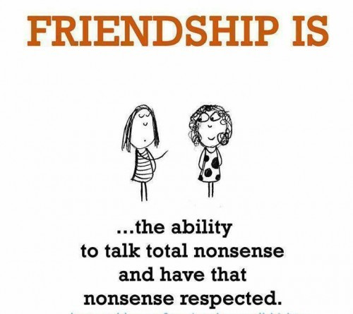 Friendship Is About Quotes 13