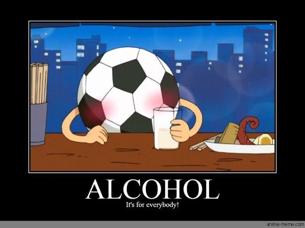 Funny Alcohol birthday meme joke