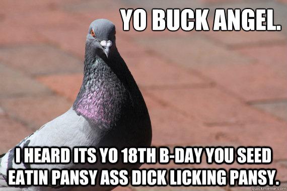 Funny Buck Angel Meme graphics