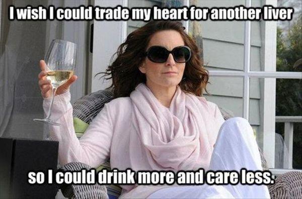 Funny alcohol memes joke