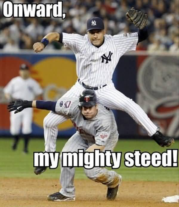 Funny baseball pic joke meme