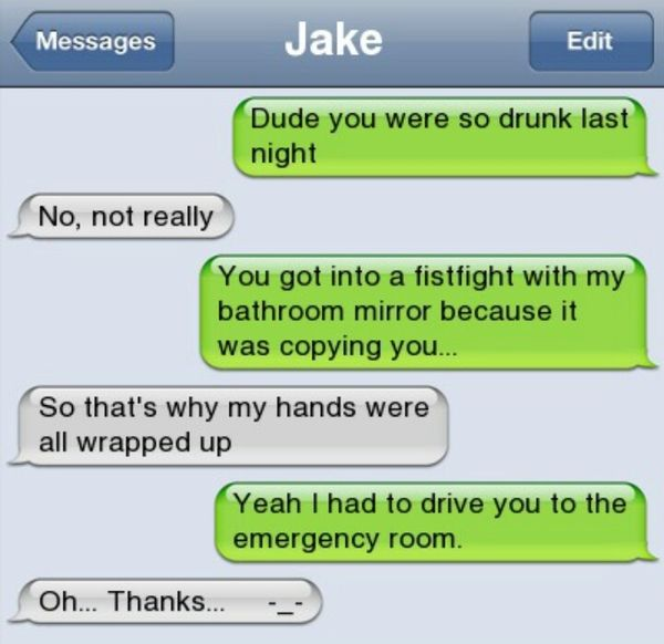 Funny stupid drunk jokes Picture