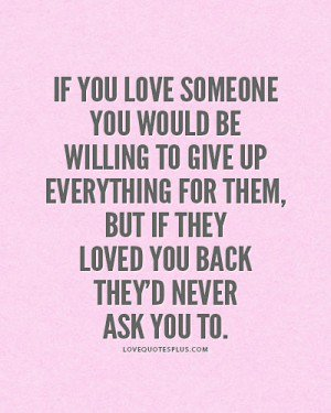 Giving Love Quotes 05