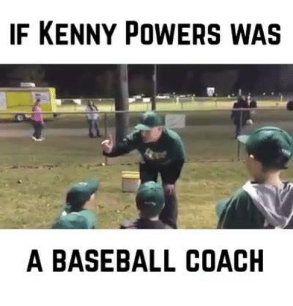 Glorious baseball coach meme images