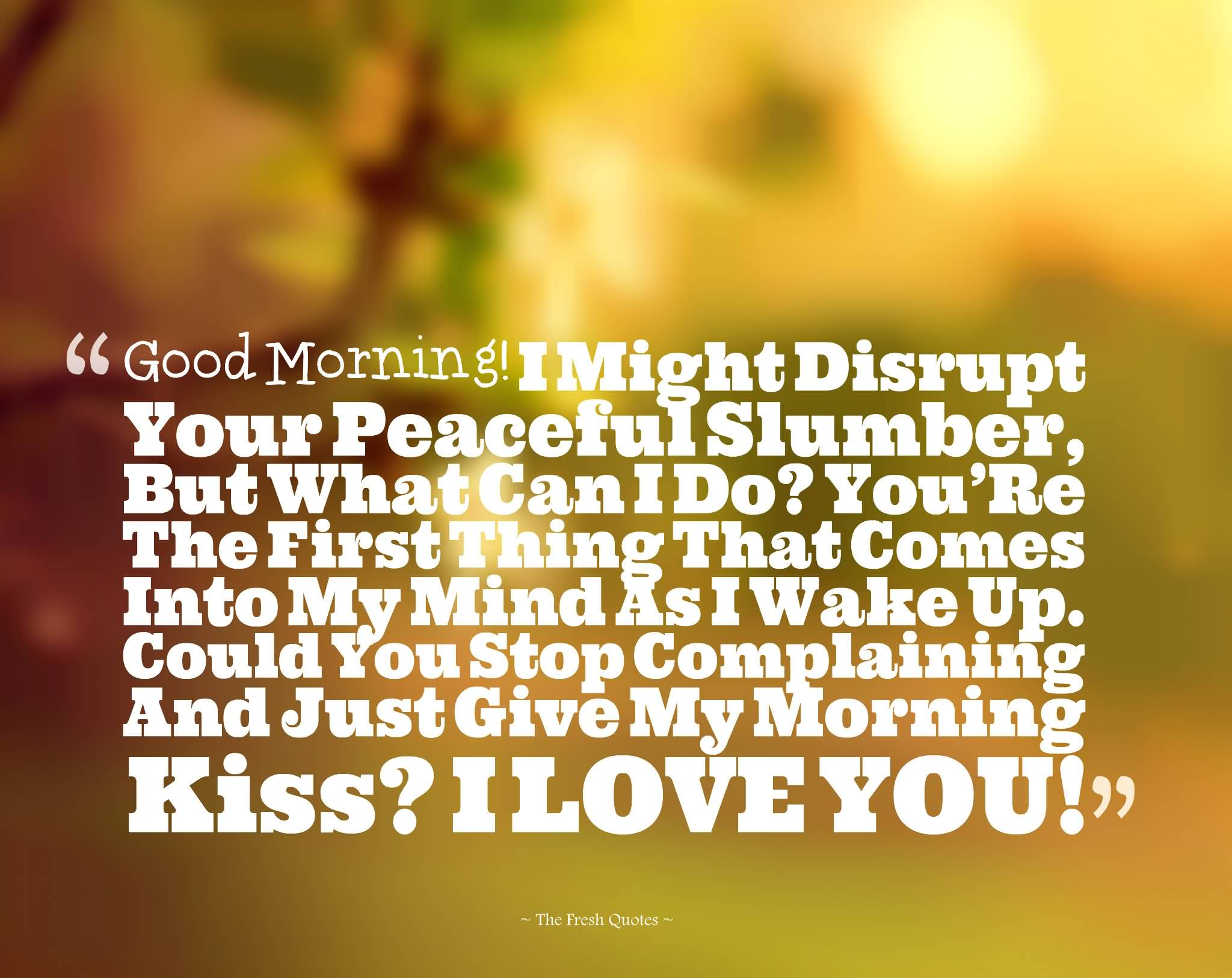 Good Morning Love Quotes For Her 10