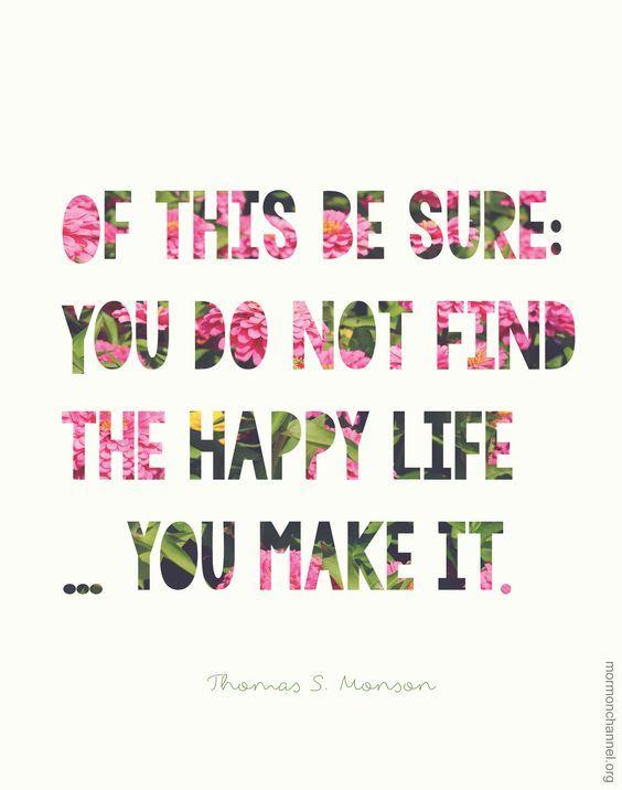 Happy Life Quotes 03