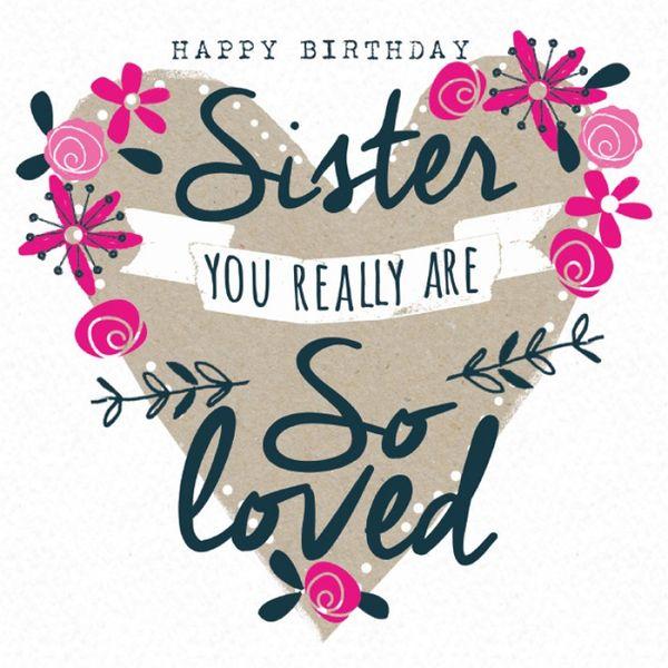 Happy birthday cards for sister memes meme