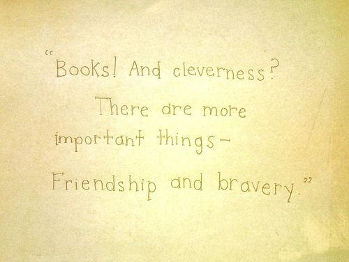 Harry Potter Quote About Friendship 13