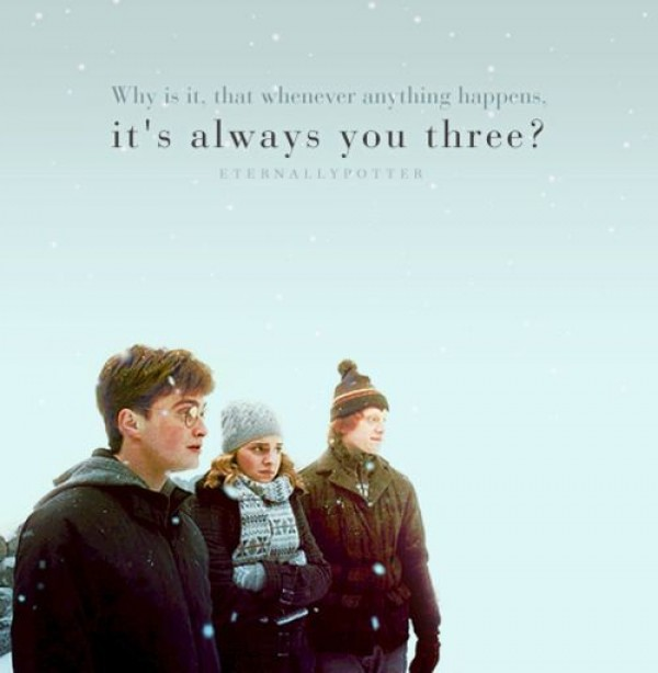 Harry Potter Quote About Friendship 14