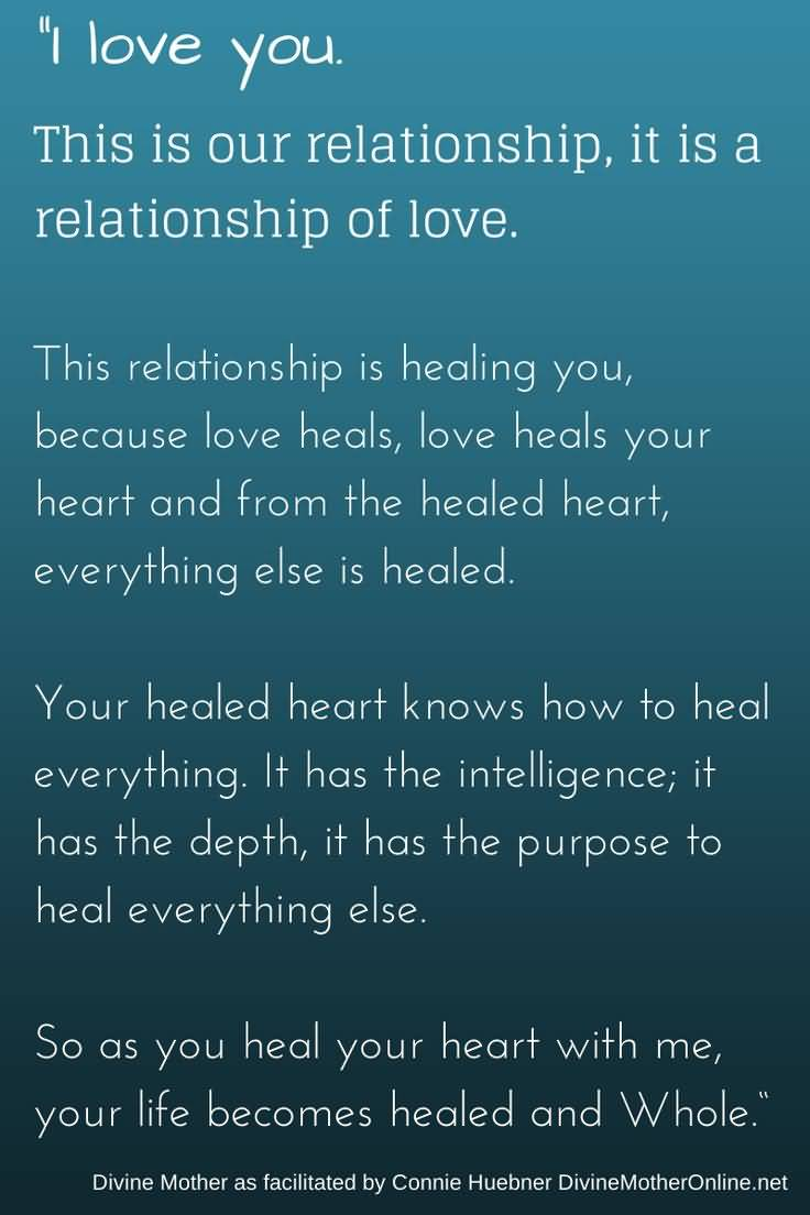 Healing Love Quotes 03