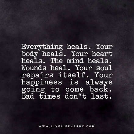 Healing Love Quotes 07