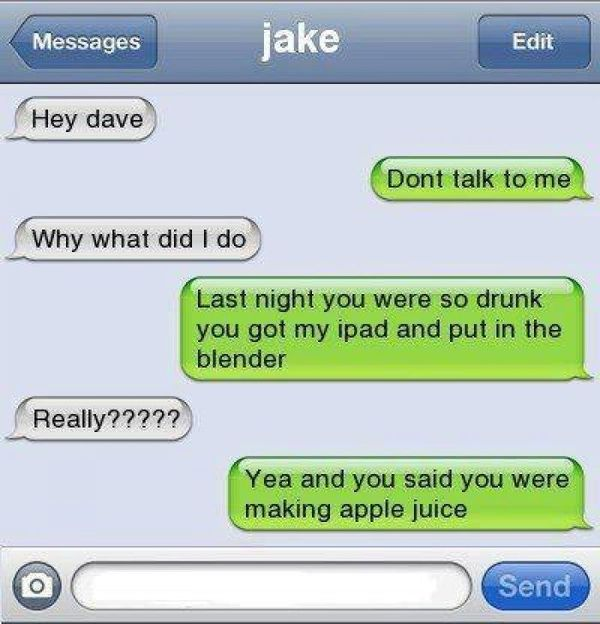 Hilarious funny pictures about being drunk Picture
