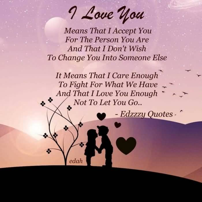 I Appreciate You Quotes For Loved Ones 12