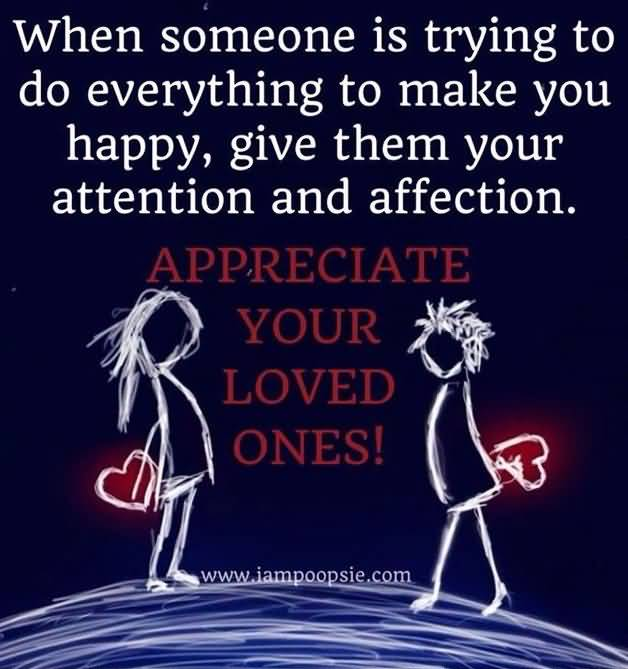 I Appreciate You Quotes For Loved Ones 15
