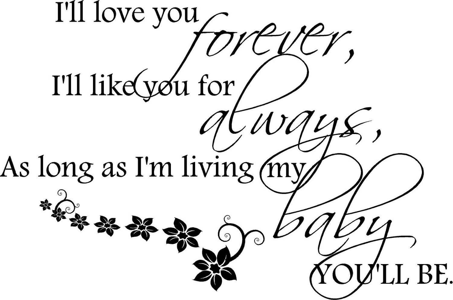 I Ll Love You Forever Book Quotes 05