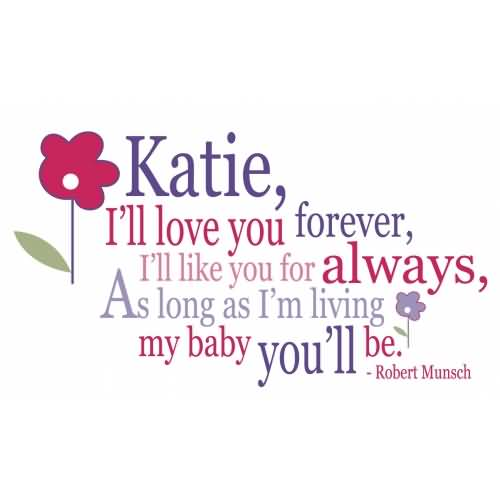 I Ll Love You Forever Quote 12