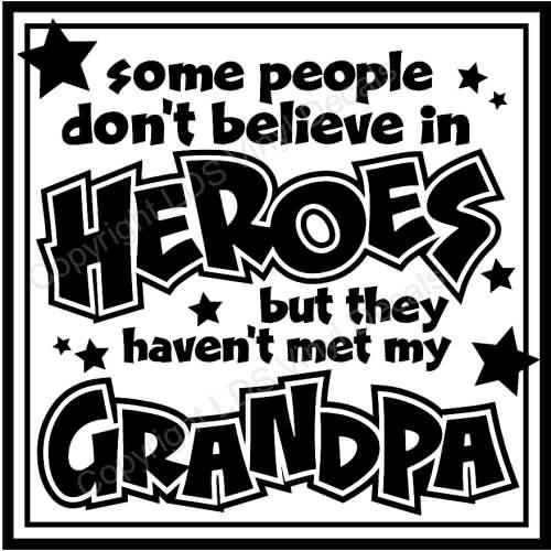 I Love My Grandpa Quotes 01