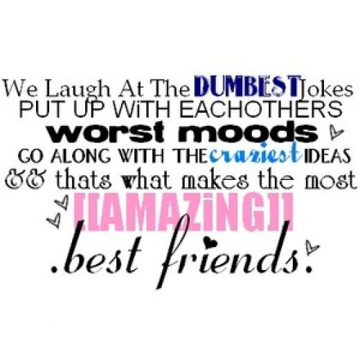 I Love You Bestfriend Quotes 14