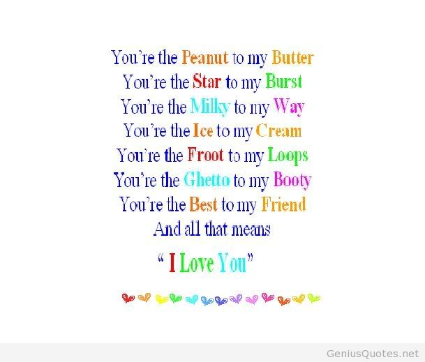 I Love You Bestfriend Quotes 15