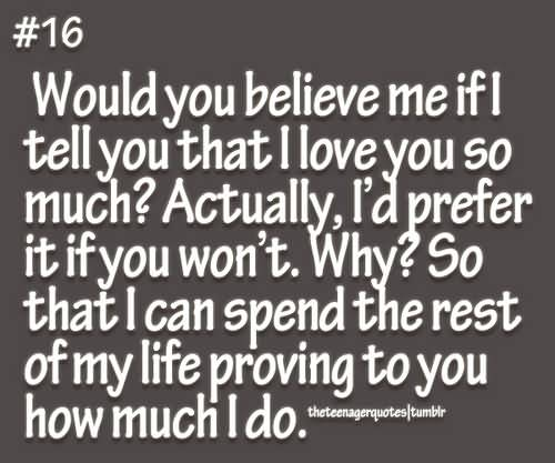 20 Inspirational Love Quotes And Sayings Collection: 20 I Love You So Much Quotes And Sayings Collection
