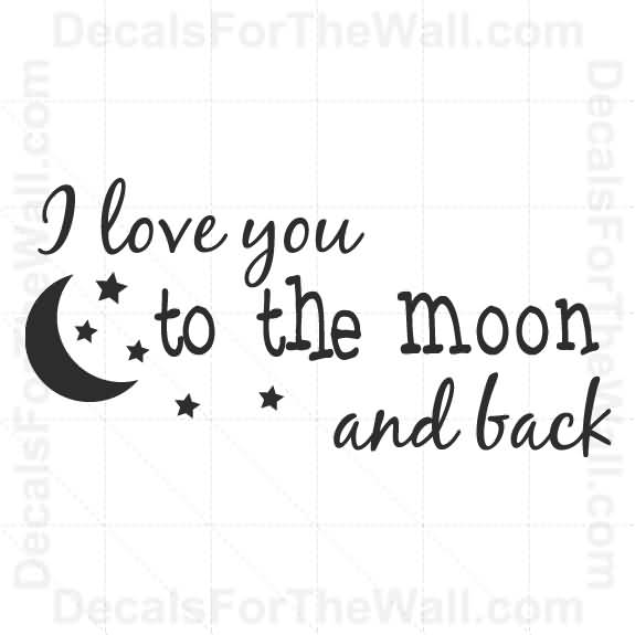 I Love You To The Moon Quotes 02