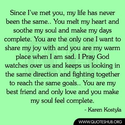 I Need You In My Life Quotes 05