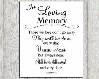 In Remembrance Quotes Of A Loved One 08