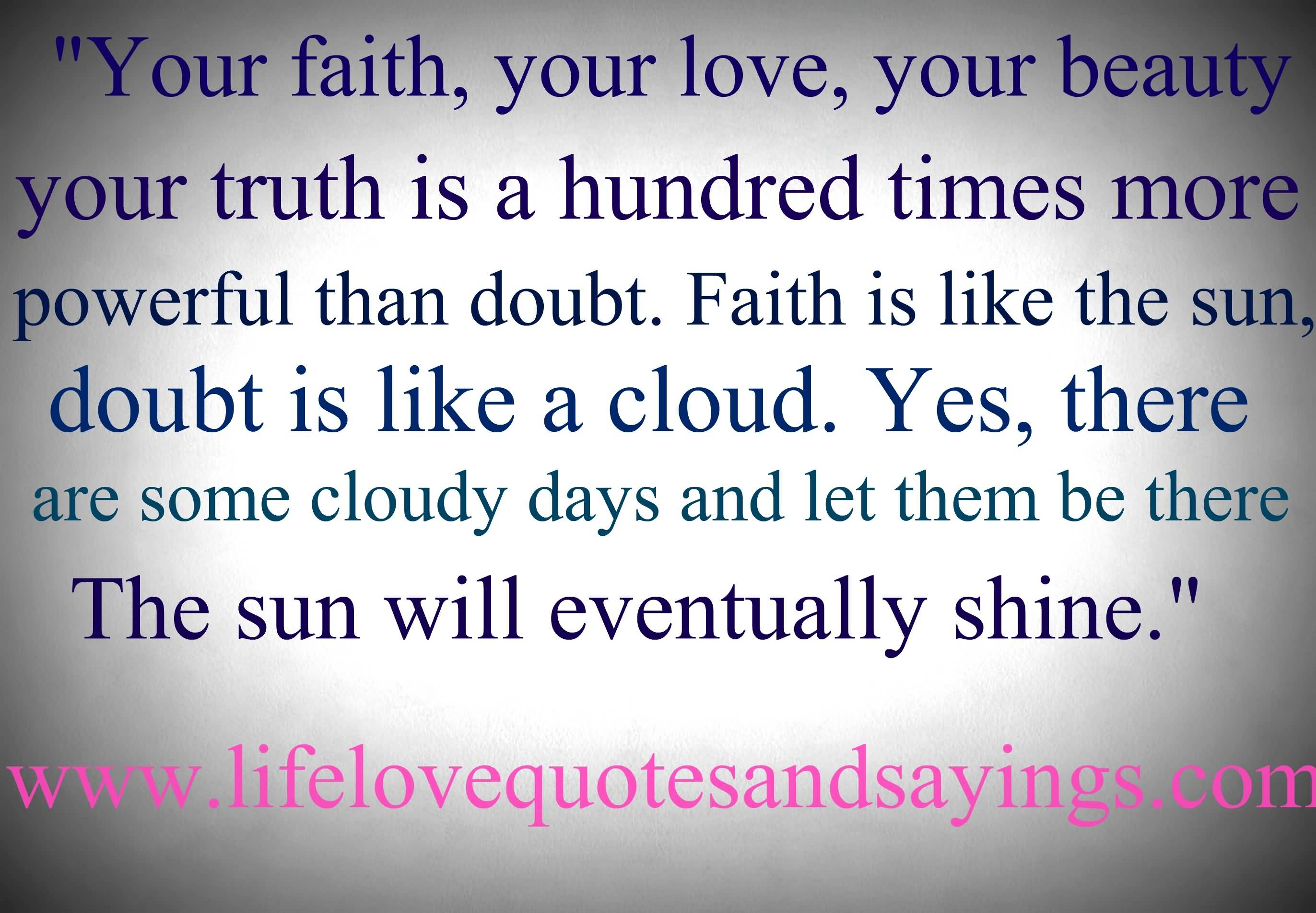Inspirational Quotes About Faith And Love 04