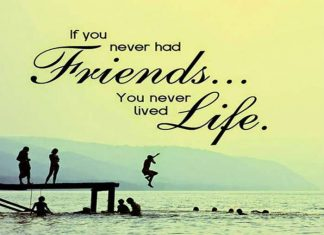 Inspirational Quotes About Friendships 11