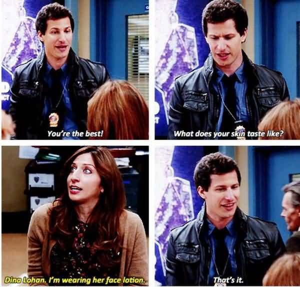 Jake peralta quotes memes