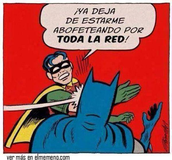Memes de Batman y Robin en Espanol Jokes