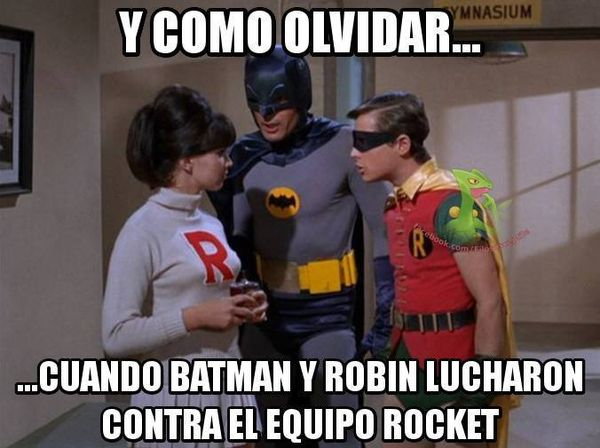 Memes de Batman y Robin en Espanol Photo