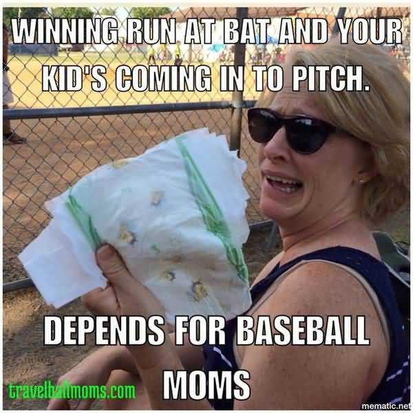 Original baseball mom meme images
