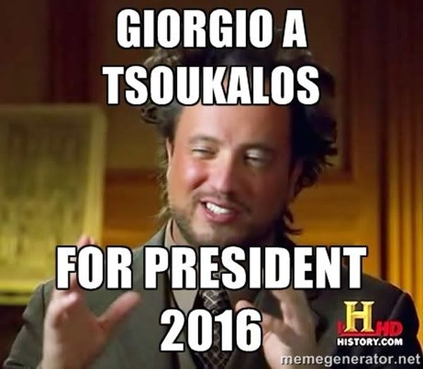 Super george ancient aliens pics memes