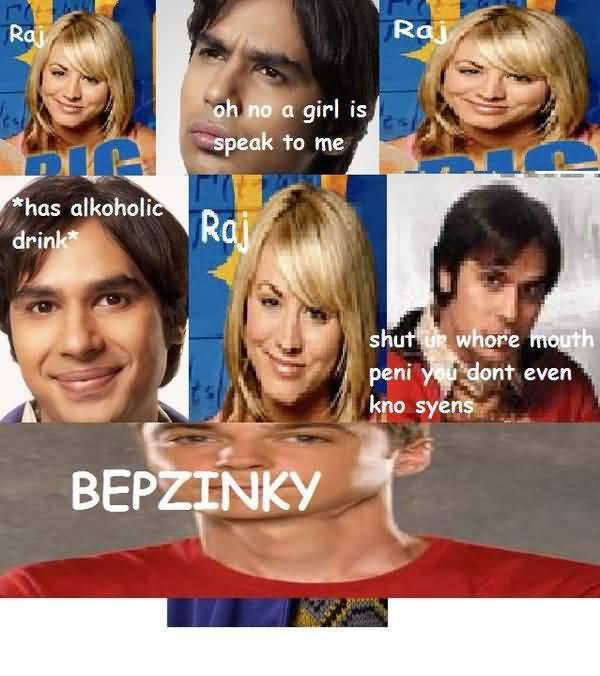 Zimbabwe big bang theory meme images
