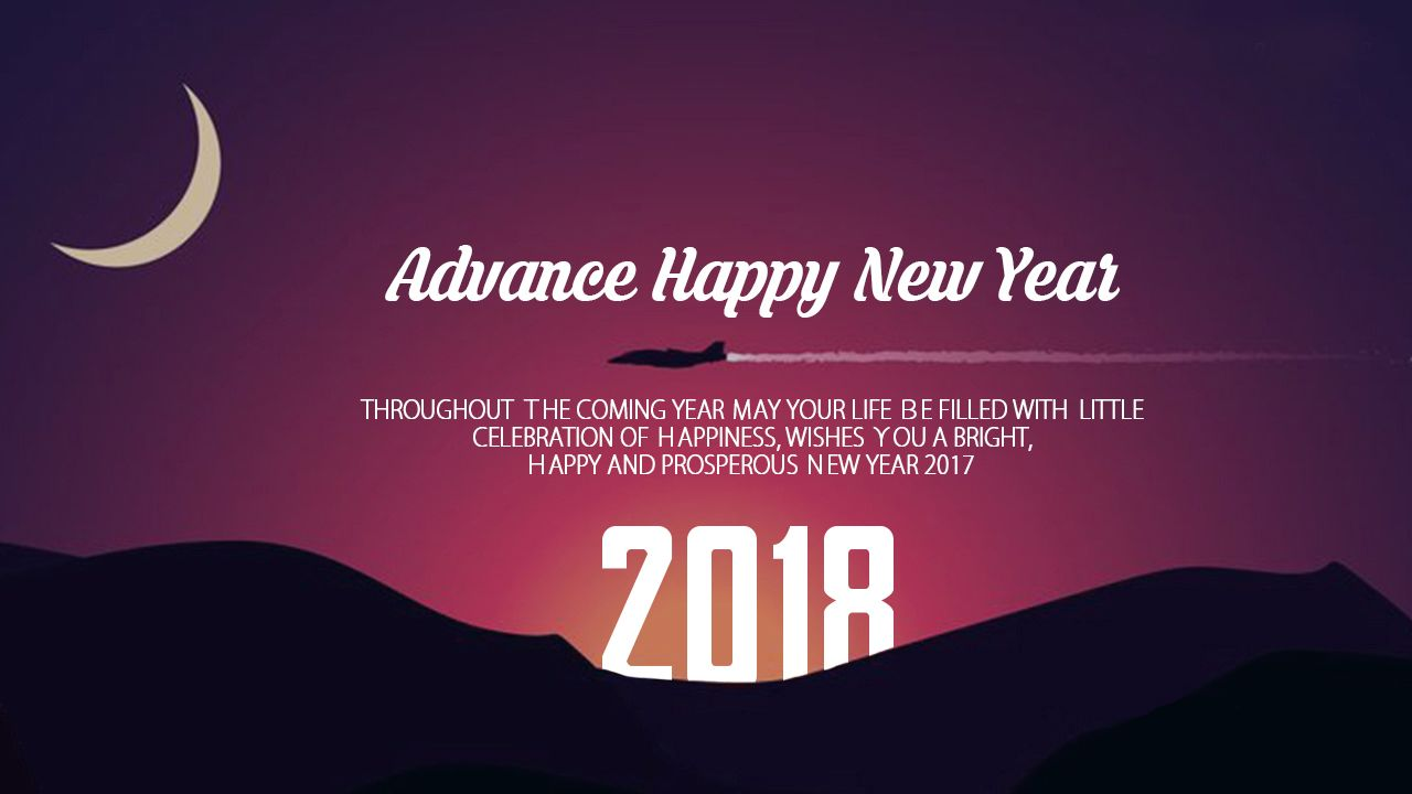 2018 New Year Quotes Sayings Image Picture Photo Wallpaper 13