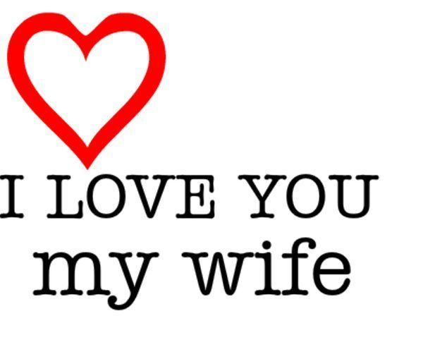 Amusing I Love You My Wife Jokes