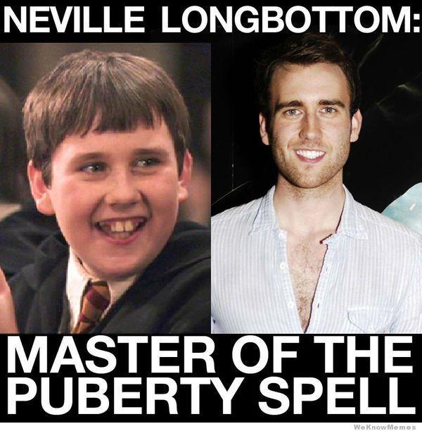 Amusing neville longbottom meme image
