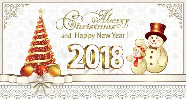 Christmas Cards 2018 Image Picture Photo Wallpaper 05