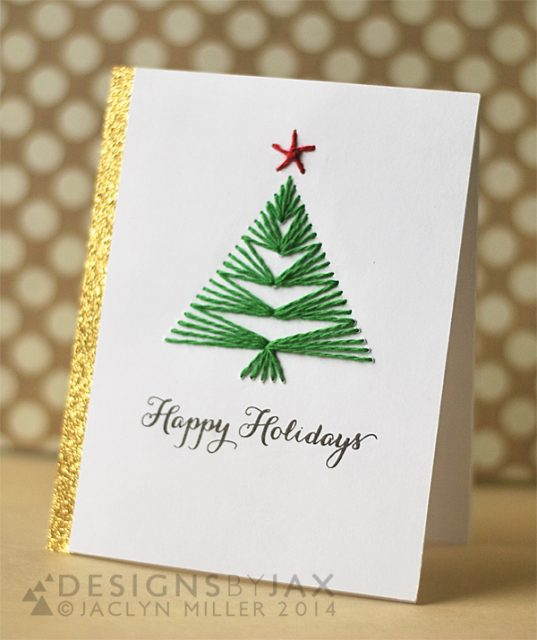 Christmas Cards Handmade Image Picture Photo Wallpaper 16