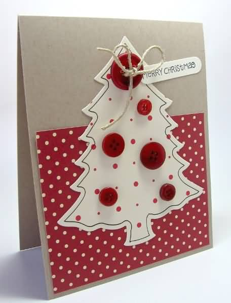 Christmas Cards Handmade Image Picture Photo Wallpaper 17