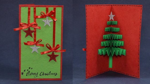 Christmas Cards Handmade Image Picture Photo Wallpaper 20