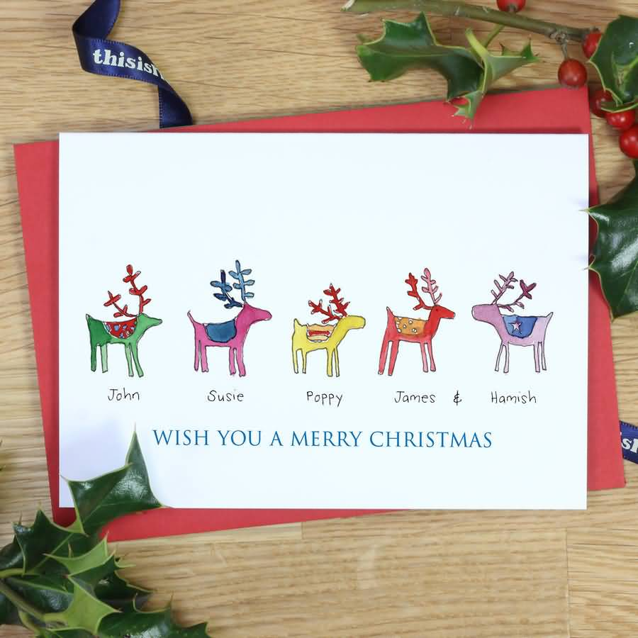 Christmas Cards Image Picture Photo Wallpaper 09
