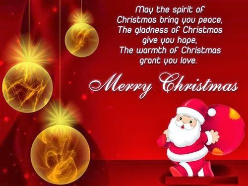 Christmas Poems Image Picture Photo Wallpaper 04