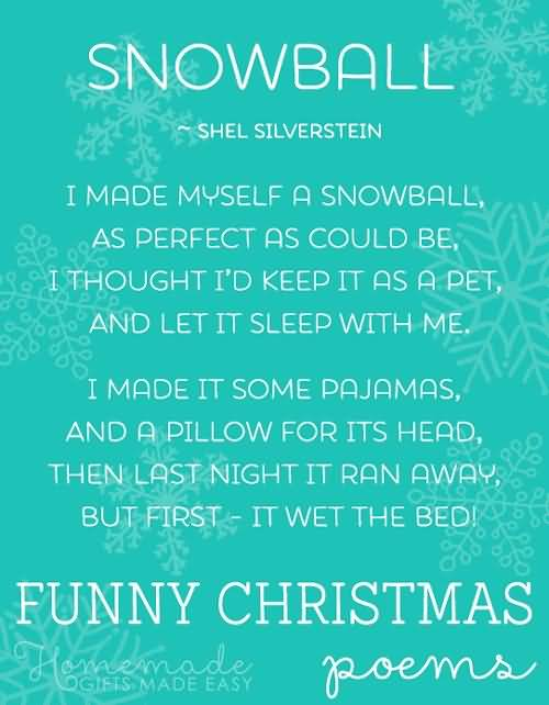 Christmas Poems Image Picture Photo Wallpaper 10