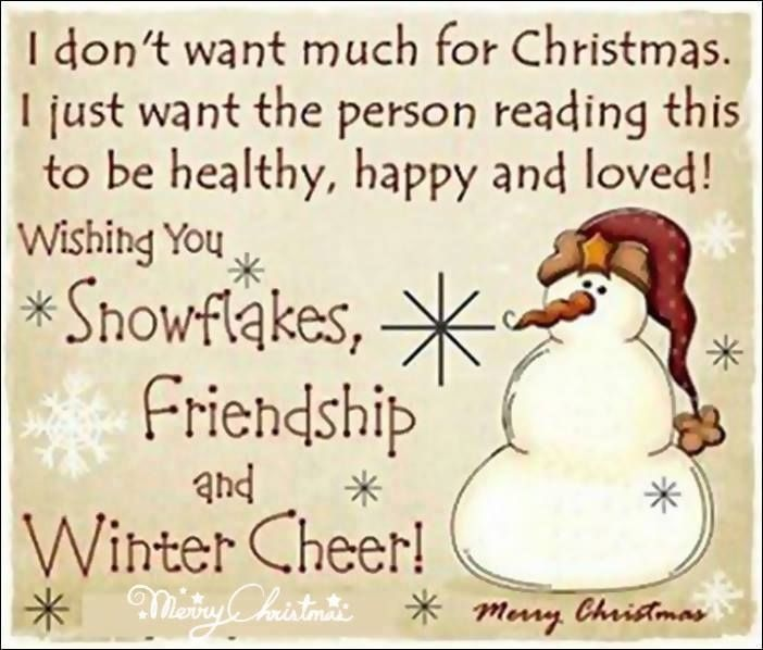 Christmas Quotes For Friends Image Picture Photo Wallpaper 09