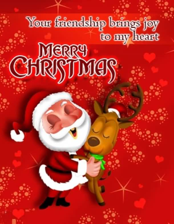 Christmas Quotes For Friends Image Picture Photo Wallpaper 12