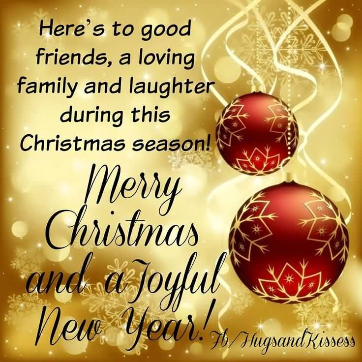 Christmas Quotes For Friends Image Picture Photo Wallpaper 14